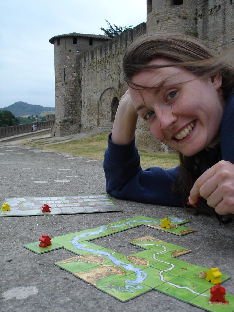 海扁王1游戏_卡卡颂-Carcassonne-介绍规则测评与玩家评价-桌游圈